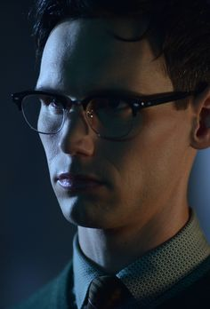 Edward Nygma ex GCPD field examiner until I was locked up! I'm not crazy just not crazy I like to solve and make riddles how about you?