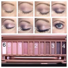 Look sensational on your next formal event with gleaming eyes in a myriad of eyeshadow shades from one palette! Recreate with this pictorial and the makeup essentials listed here.