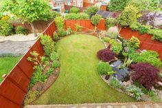 Small Yard Landscaping Design   garden news   Pinterest   Yard ... on