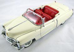 1959 CADILLAC ELDORADO Convertible Danbury Mint diecast car 1:16 +COA & box   eBay