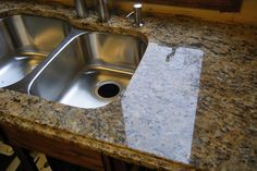 Paint counter top to look like granite!