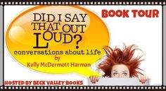 Did I Say That Out Loud?  Book Tour! http://www.espacularaiesa.com/2013/09/24/did-i-say-that-out-loud-book-tour/