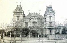 Xalet Provença/Bailén. Arquitecte Sala