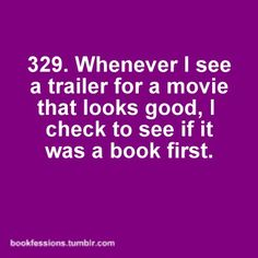 This is how my interest in Hunger Games and Twilight began