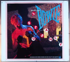 MovieArt Original Film Posters - DAVID BOWIE -  LET'S DANCE (1983) 6336, $150.00 (http://www.movieart.com/david-bowie-lets-dance-1983-6336/)