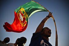 Portuguese fan // Euro 2012