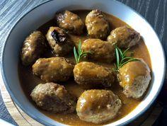 Leniwe zrazy - Blog z apetytem Steak, Dinner, Ethnic Recipes, Blog, Meat, Dining, Food Dinners, Steaks, Blogging