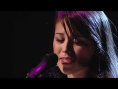 Kina Grannis - In Your Arms live on Jimmy Kimmel