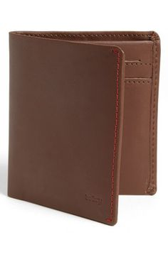 Gifts for Guys: Bellroy 'Note Sleeve' Wallet | $89.95