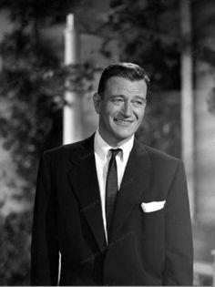 John Wayne, so handsome                                                                                                                                                      More