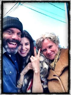 OUAT behind the scenes pic - via Lee Arenberg's twitter
