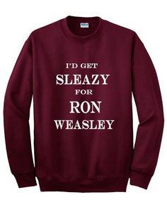 Ron Weasels sweatshirt
