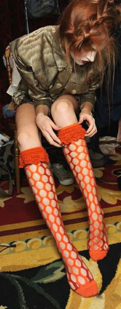 Vivienne Westwood - great socks!