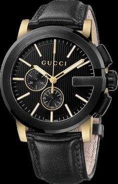 YA101203 Gucci G-chrono black pvd watch  #Gucci  #SkatellsGreenville