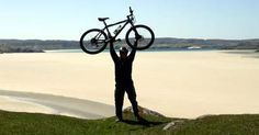 Join us on the pioneering Hebridean Trail mountain bike holiday. The first complete mountain bike journey through the Outer Hebrides. Scotland Mountains, Scottish Mountains, Scotland Vacation, Cairngorms National Park, Outer Hebrides, Scottish Islands, Adventure Holiday, Mountain Bike Trails, Wilderness