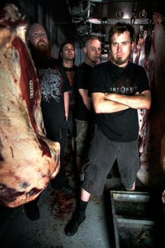 cattle decapitation young - Google Search