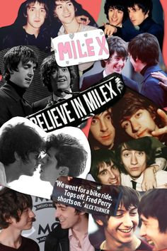 one is photoshop i bet, but the rest is awesome! Milex <3