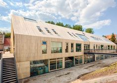 Early Childhood Centre school in Wassenaar by Kraaijvanger