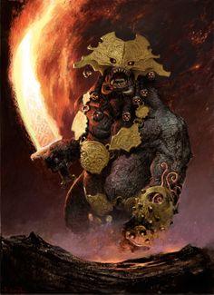 Adrian Smith - Gigante de Fuego