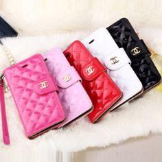 ストラップ付CHANEL シャネル #iphone6カバー iphone6 plusケース 携帯 #luxury #design #awesome #chanel #iphonecase #6pluscase #cover