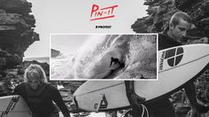 Official Teaser Protest Pin It - Surf 2014