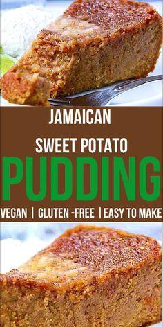 Vegetarian Breakfast Recipes Easy, Cheap Vegetarian Meals, Rice Recipes For Dinner, Vegan Recipes, Jamaican Sweet Potato Pudding, Protein Dinner, Star Food, Caribbean Recipes, Food Blogs