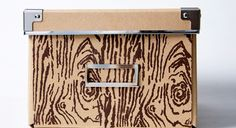 DIY Decorated Storage Boxes