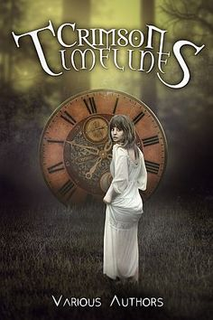 Crimson Timelines is the first in the Crimson Tales series of anthologies, a collaboration by various authors. The theme is time and time travel. Tales Series, Cloak, Time Travel, Authors, Collaboration, Books, Libros, Mantle, Book