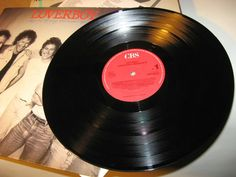 Loverboy - Lovin' Every Minute Of It, Lp nm