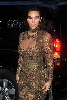 Kim Kardashian Demands Public Apology & Retraction From Writer Who Claimed Paris Robbery Was A 'Publicity Stunt Gone Horribly Wrong'