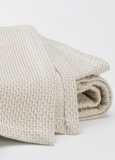 Too hot for traditional bedcoverings in FL, so this portuguese blanket would make a beautiful bedcovering