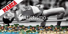 El análisis del Atletismo en los Juegos Olímpicos de Río 2016. Sigue lo mejor de…