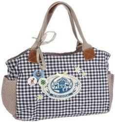 Adelheid Heimatglück Handtasche groß 11120991621, Damen Henkeltaschen 35x21x12 cm (B x H x T) Sonderkonditionen « DamenHandtaschen