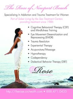 Treatment at The Rose Rehab // #Addiction #Recovery #Health