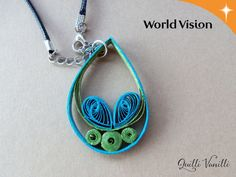 Hey, I found this really awesome Etsy listing at https://www.etsy.com/listing/232100274/paper-quilled-necklace-charity-proceeds