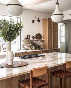 Home Interior Inspiration .Home Interior Inspiration Interior Desing, Interior Design Kitchen, Interior Inspiration, Kitchen Decor, Kitchen Colors, Kitchen Ideas, Rustic Kitchen, Marble Interior, Interior Shop