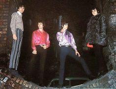 Syd, Rick, Roger & Nick