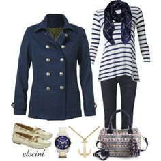 """CAbi Nautical - Day on the Boat""  www.cherylpatterson.cabionline.com"