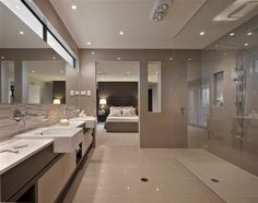 Hotel Suite Sized Bathroom