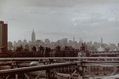 NYC Skyline, New York City, US