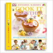 Excelente libro para cocinar con los niños.