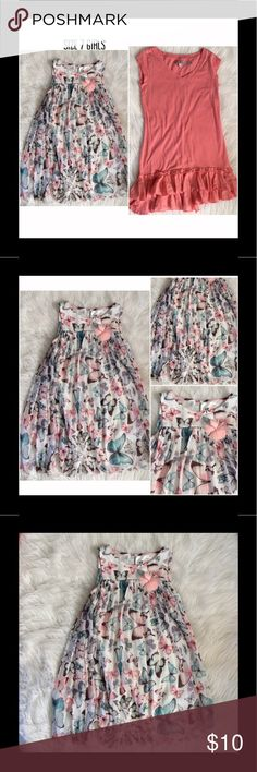 Bundle of two girls dresses Great preowned condition. Bundle with other items for more discount. Juicy Couture Dresses Casual