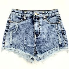 Acid wash high waisted denims. Visit www.shopbayberryco.com to order!