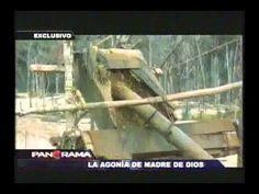 La agonía de Madre de Dios: minería informal lleva muerte a reserva natu...