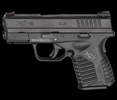 XD-S 9mm Subcompact Pistol - Springfield Armory USA   conceal carry