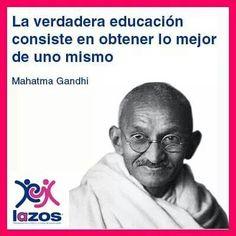 La verdadera educación