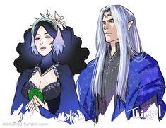 Melian, Thingol