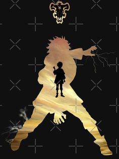 """Luck Voltia - Black Clover"" T-shirt by Blason All Anime, Anime Art, Anime Guys, Best Gaming Wallpapers, Animes Wallpapers, Violet Aesthetic, Aesthetic Anime, Anime Angel, Anime Demon"