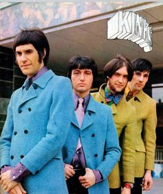 The Kinks-their song VICTORIA was named after me! ( not really, but I used it as a birthday celebration song)