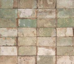 Paramount Tile Havana Mojito x Brick Look Tile, Italian Tiles, Hardwood Floors, Flooring, Encaustic Tile, Retro Vintage, House Tiles, Colonial Architecture, Mojito